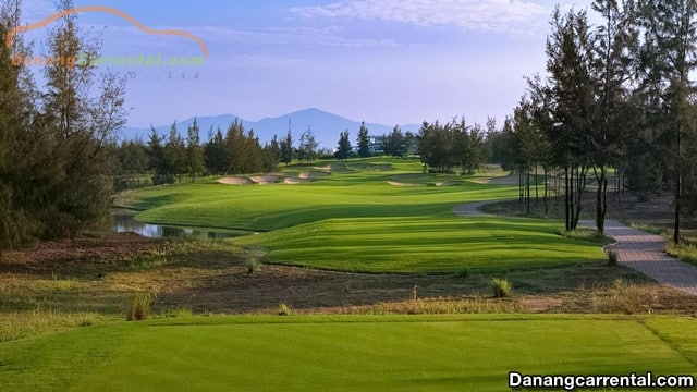 Montgomerie Links Vietnam Golf Course
