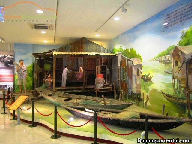 Fifth Military Division Museum Da Nang1