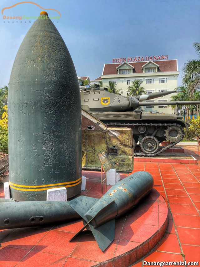 Fifth Military Division Museum Da Nang