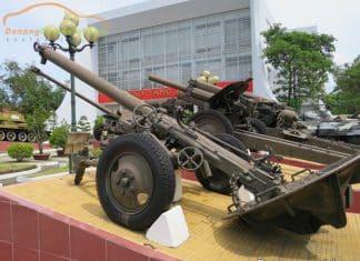 Fifth Military Division Museum Da Nang