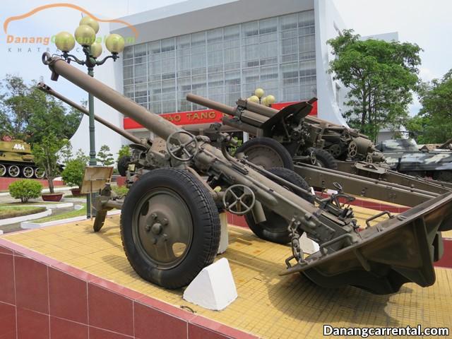 Da Nang Fifth Military Division Museum
