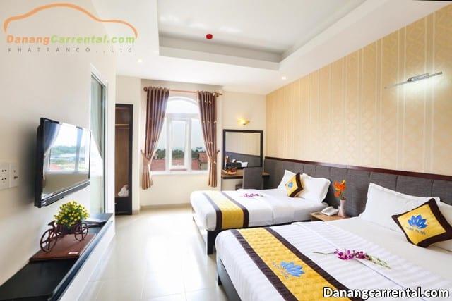 Hilary Hotel Da Nang