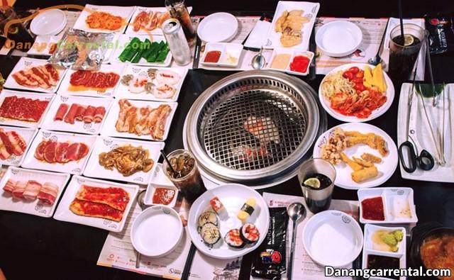 King BBQ Buffet - Da Nang restaurant