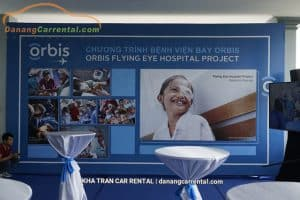ORBIS VIETNAM – KHA TRAN CAR RENTAL – SHED LIGHT UPON