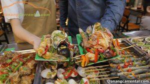 Hun Khói -Da Nang Buffet restaurants